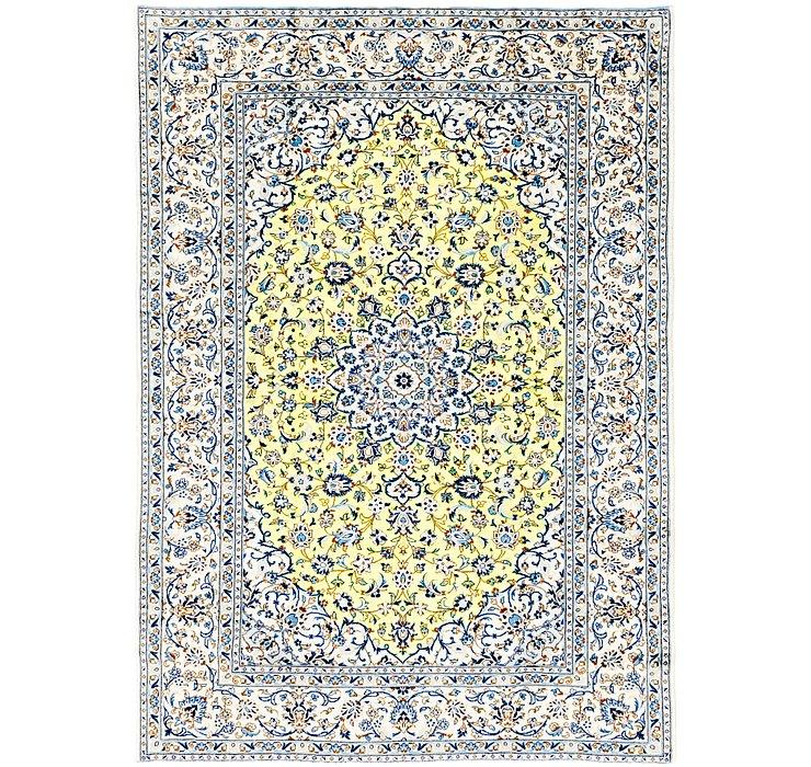 8' x 11' 3 Nain Persian Rug
