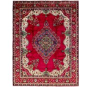 Link to 9' 9 x 13' Tabriz Persian Rug