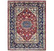 Link to 8' 7 x 11' 5 Isfahan Persian Rug