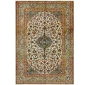 Link to 235cm x 343cm Kashan Persian Rug