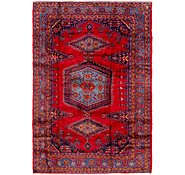 Link to 8' x 11' 7 Viss Persian Rug