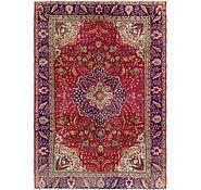 Link to 6' 9 x 9' 10 Tabriz Persian Rug