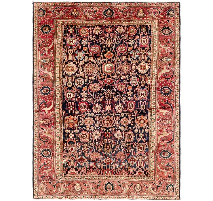 8' x 11' 3 Nahavand Persian Rug