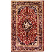 Link to 195cm x 305cm Kashan Persian Rug
