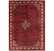Link to 7' x 9' 9 Hossainabad Persian Rug