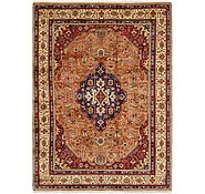 Link to 8' 3 x 11' 4 Tabriz Persian Rug