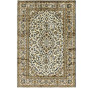 Link to 7' 9 x 11' 6 Kashan Persian Rug