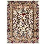 Link to 8' 2 x 11' 2 Kashmar Persian Rug