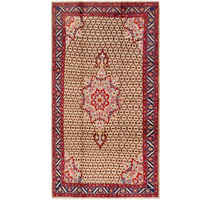 152cm x 290cm Songhor Persian Runner ...