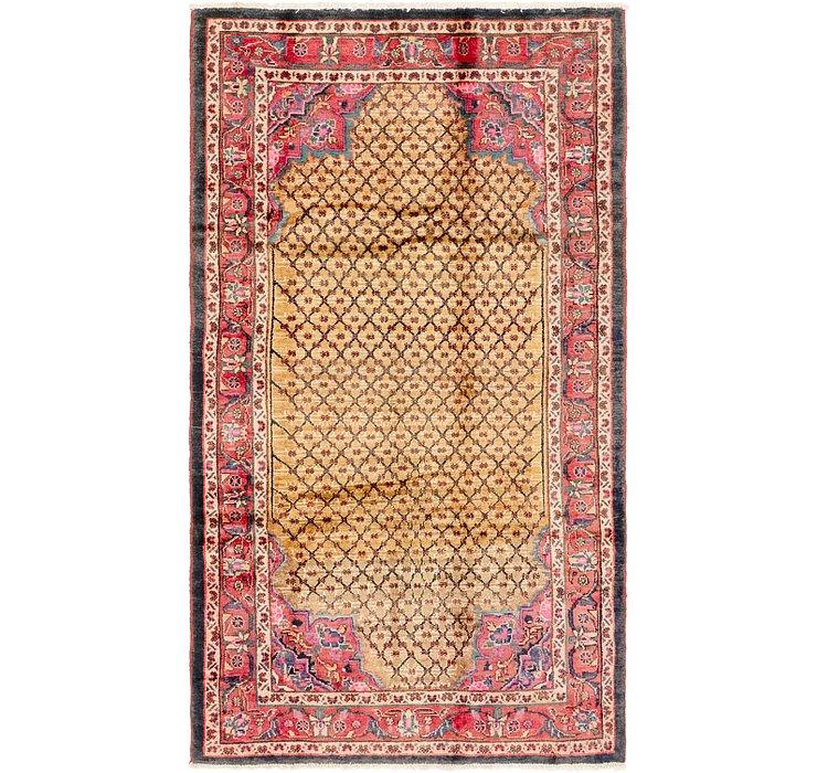 4' 8 x 8' 6 Koliaei Persian Rug