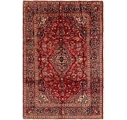 Link to 6' 6 x 9' 9 Kashan Persian Rug