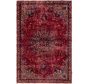 Link to 5' 9 x 8' 10 Mashad Persian Rug