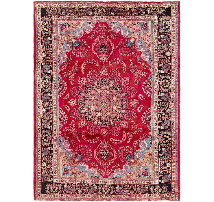 7' x 9' 5 Birjand Persian Rug