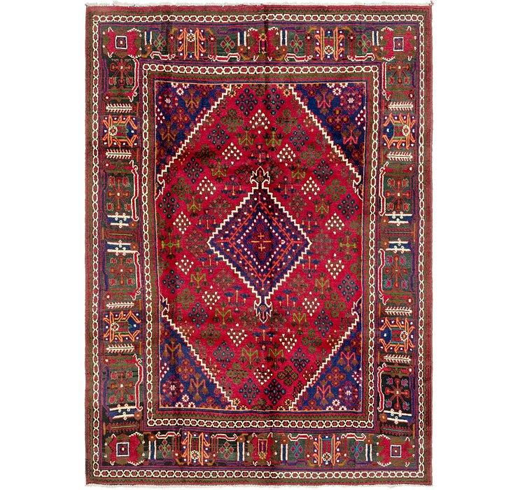7' x 10' Maymeh Persian Rug