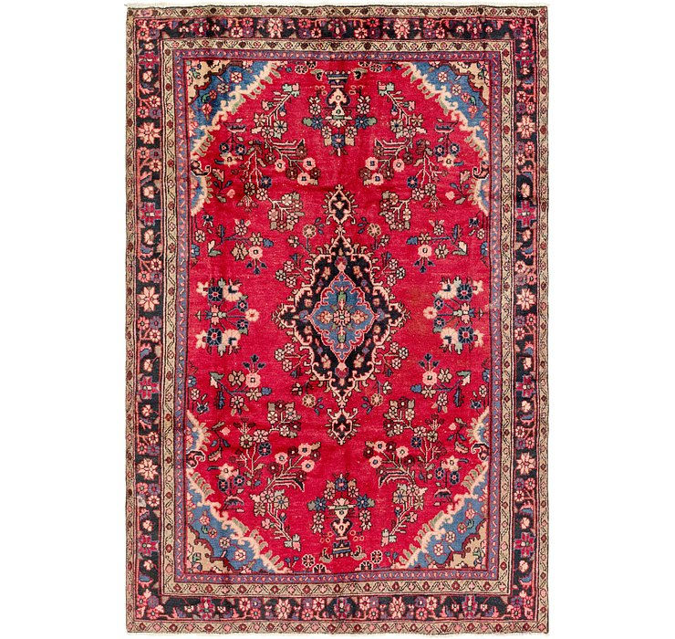 6' 4 x 9' 7 Liliyan Persian Rug