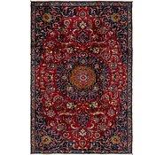 Link to 173cm x 262cm Mashad Persian Rug