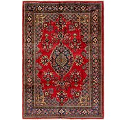 Link to 218cm x 335cm Golpayegan Persian Rug