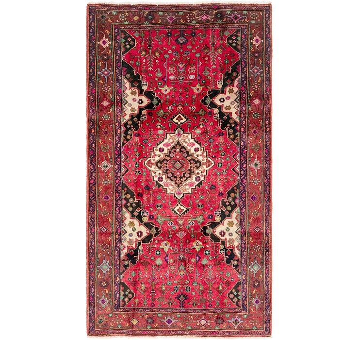 5' 2 x 9' 6 Bidjar Persian Rug