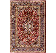 Link to 198cm x 297cm Kashan Persian Rug