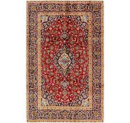 Link to 6' 2 x 9' 10 Kashan Persian Rug