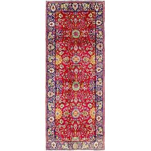 4' 8 x 12' Tabriz Persian Runner Rug