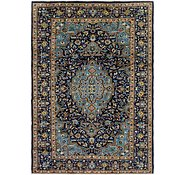 Link to 8' x 11' 4 Kashan Persian Rug