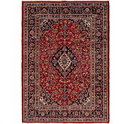 Link to 208cm x 287cm Mashad Persian Rug