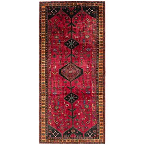 Link to 137cm x 300cm Koliaei Persian Runner ... item page