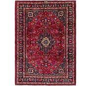 Link to 6' 10 x 9' 6 Mashad Persian Rug