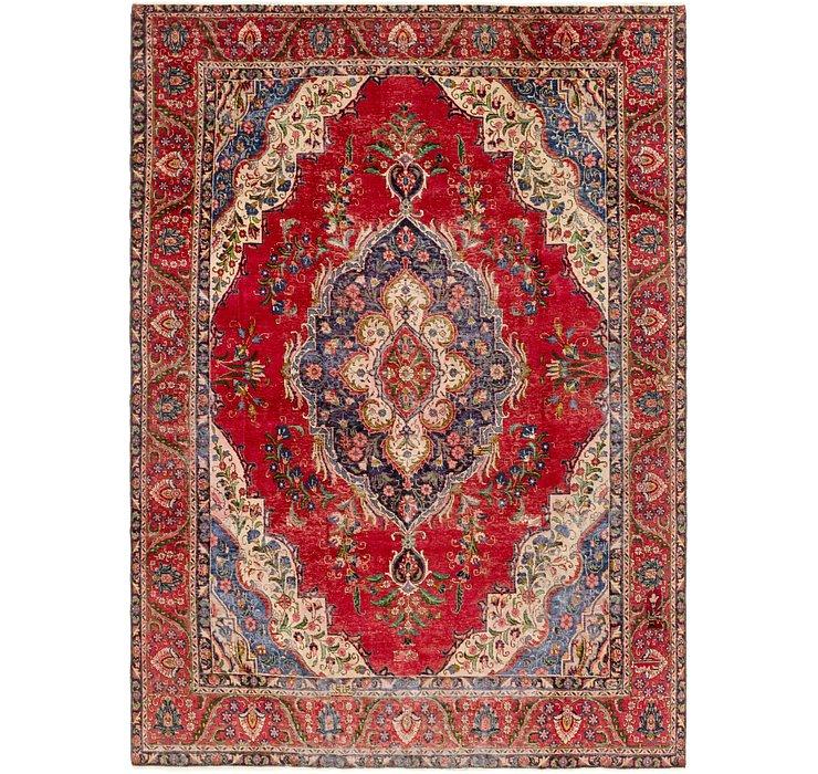 7' 9 x 11' Tabriz Persian Rug