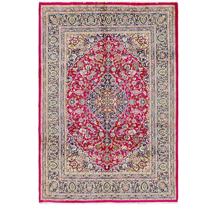 6' 8 x 9' 8 Mashad Persian Rug