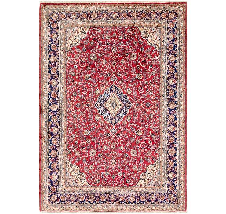 9' x 12' 10 Shahrbaft Persian Rug