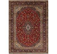 Link to 9' 8 x 13' 1 Kashan Persian Rug