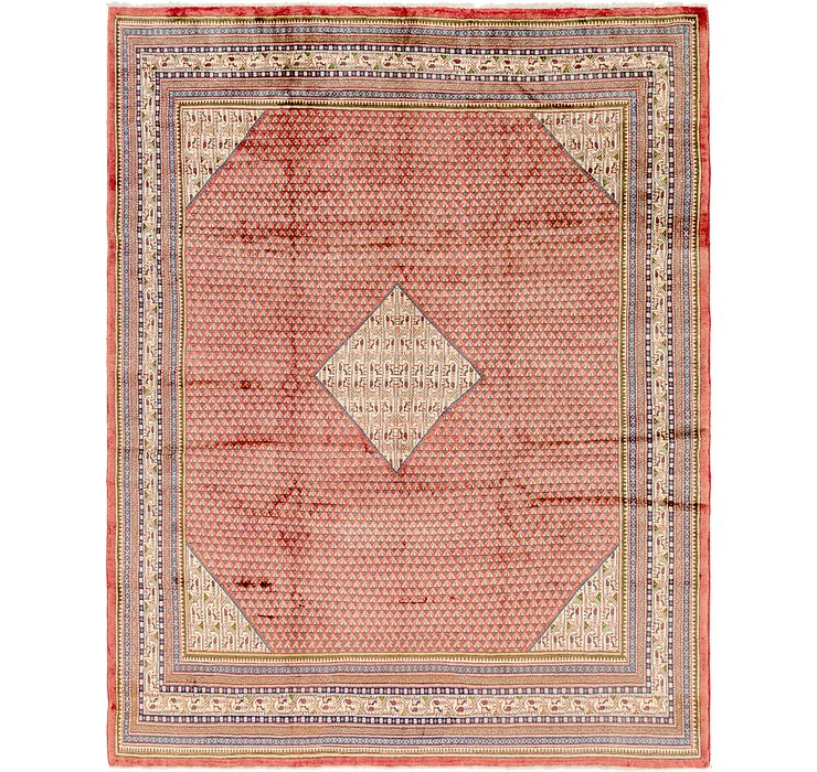 9' 5 x 12' Botemir Persian Rug