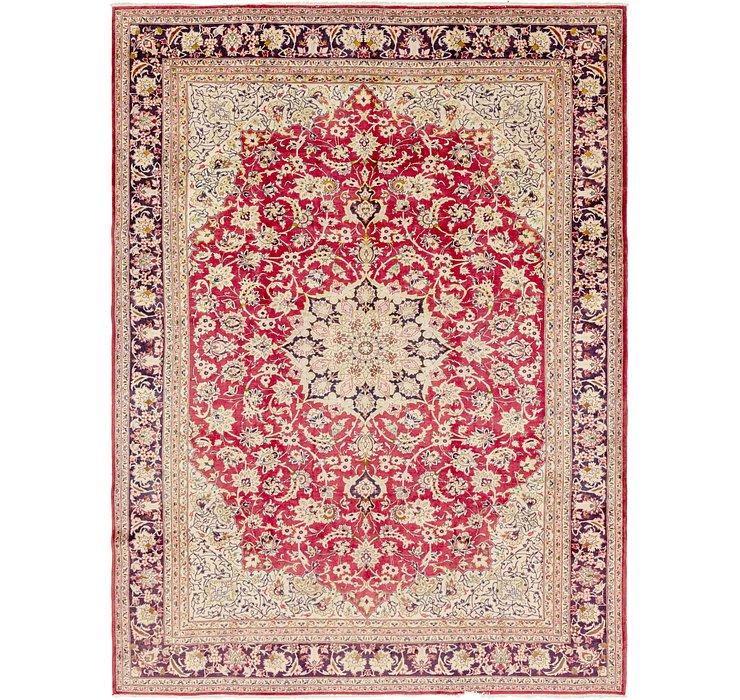 10' 3 x 14' Isfahan Persian Rug