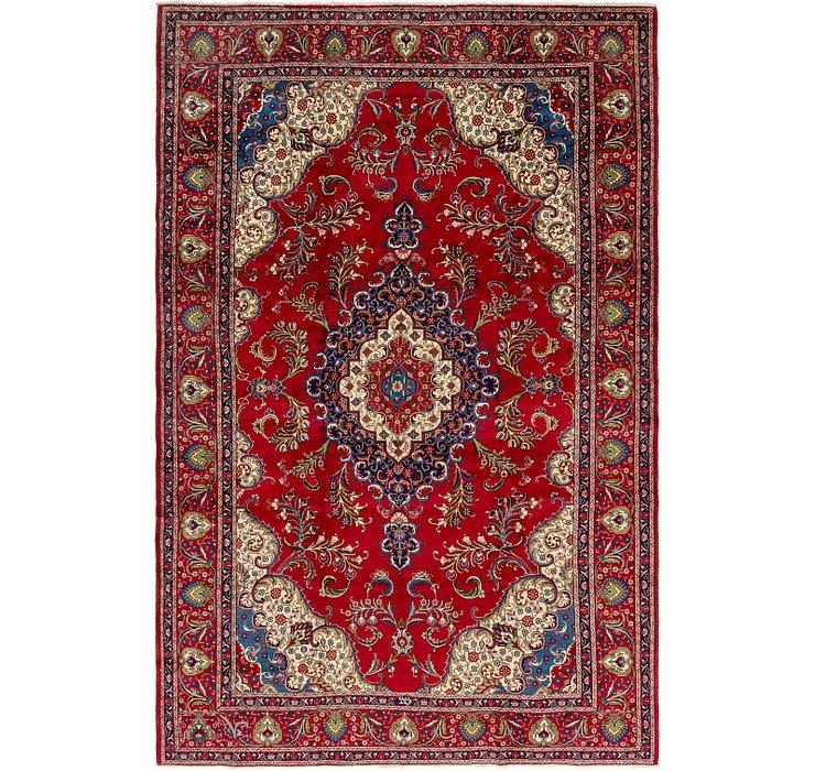 10' 5 x 16' Tabriz Persian Rug