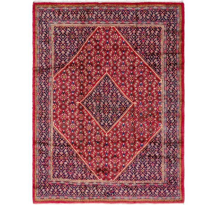 9' 9 x 13' 2 Mahal Persian Rug