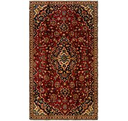 Link to 4' 6 x 8' Kashan Persian Rug