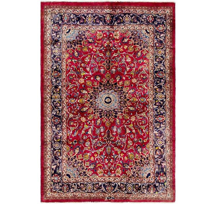 6' 5 x 9' 7 Kashmar Persian Rug