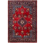 Link to 230cm x 330cm Golpayegan Persian Rug