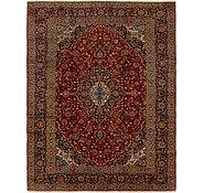 Link to 9' 10 x 12' 8 Kashan Persian Rug