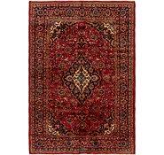 Link to 6' 6 x 9' 7 Mashad Persian Rug
