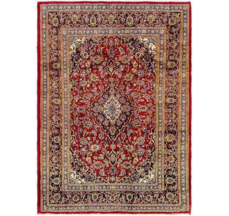 6' 8 x 9' 9 Mashad Persian Rug
