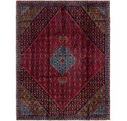 Link to 8' x 10' 2 Zanjan Persian Rug