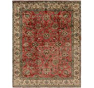 Link to 9' 4 x 12' Tabriz Persian Rug