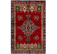 Link to 5' 10 x 9' Tabriz Persian Rug