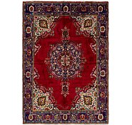 Link to 6' 9 x 10' 2 Tabriz Persian Rug