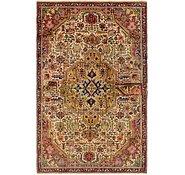 Link to 5' x 8' Tabriz Persian Rug