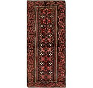 Link to 3' 2 x 7' 7 Balouch Persian Runner Rug