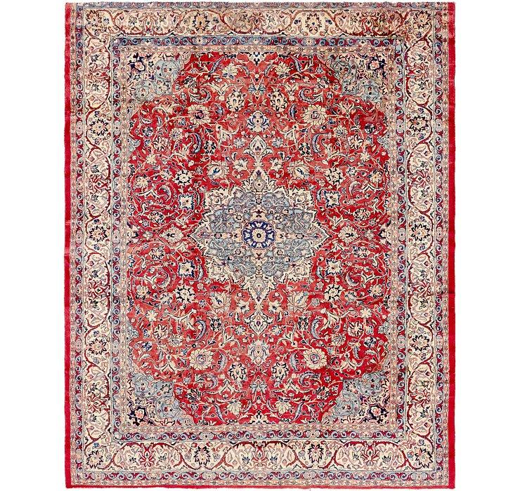 10' 4 x 13' 3 Mahal Persian Rug